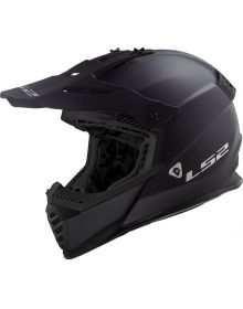 LS2 Gate Helmet Matte Black