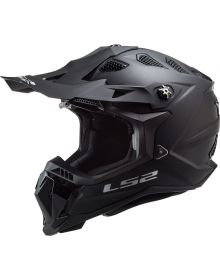 LS2 Subverter EVO Helmet Matte Black