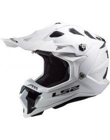 LS2 Subverter EVO Helmet White