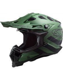 LS2 Subverter EVO Cargo Helmet Matte Military Green