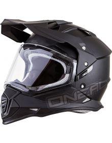 O'Neal Sierra-2 Helmet Flat Black
