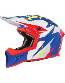 O'Neal 10 Series Icon Helmet Blue/Red