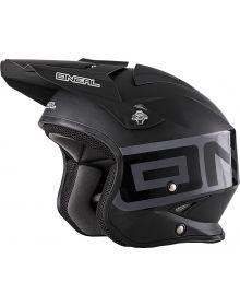 O'Neal Slat Solid Helmet Matte Black
