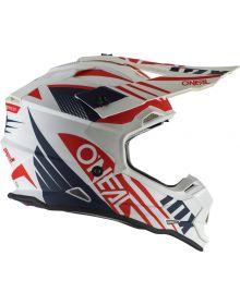 O'Neal 2020 2Series Helmet Spyde White/Blue/Red