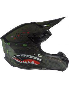 O'Neal 2020 5 Series Helmet Warhawk Black/Green