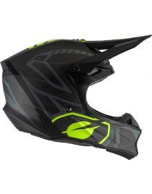 O'Neal 2020 10Series Helmet Race Black/Neon Yellow