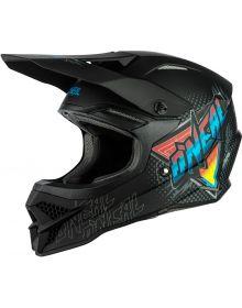 O'Neal 2021 3 Series Speedmetal Helmet Multi