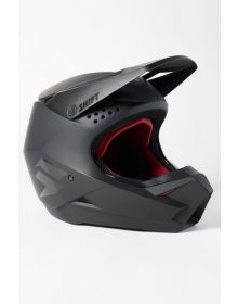 Shift MX White Label Blac Helmet Matte Black