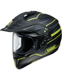 Shoei Hornet X2 Helmet Navigate Black/Hi-Vis