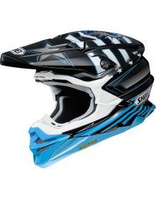 Shoei VFX-EVO Grant 3 Helmet Blue