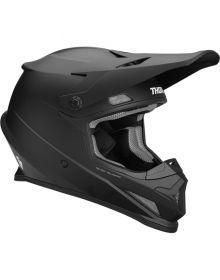 Thor 2019 Sector Helmet Matte Black
