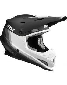 Thor 2022 Sector Mips Runner Helmet Black/White
