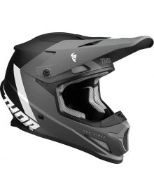 Thor 2022 Sector Chev Helmet Gray/Black