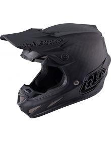 Troy Lee Designs SE4 Carbon Helmet Midnight Black
