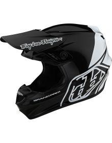 Troy Lee Designs GP Helmet Block White/Black