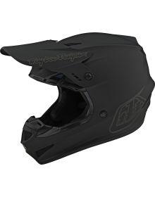 Troy Lee Designs GP Helmet Mono Black