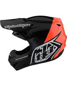 Troy Lee Designs GP Helmet Block Black/Orange