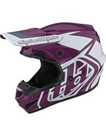 Troy Lee Designs GP Helmet Overload Ginger/White