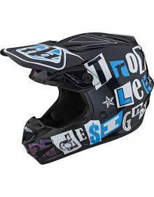 Troy Lee Designs GP Helmet Anarchy Navy