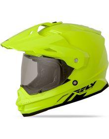 Fly Racing Trekker Helmet Hi-Viz