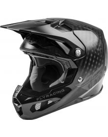 Fly Racing 2019 Formula Helmet Black