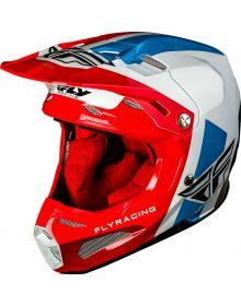 Fly Racing 2019 Formula Helmet Red/White/Blue
