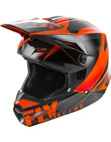 Fly Racing 2019 Elite Vigilant Helmet Orange/Black