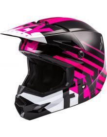 Fly Racing 2020 Kinetic Thrive Helmet Pink/Black/White