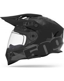 509 Delta R3 Offroad Helmet W/Fidlock Black Ops