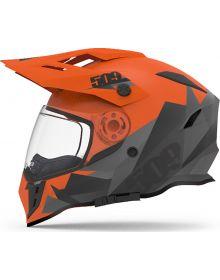 509 Delta R3 Offroad Helmet W/Fidlock Orange