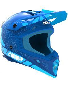 509 Tactical Offroad Helmet Cyan Hextant