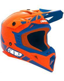 509 Tactical Offroad Helmet Orange Hextant