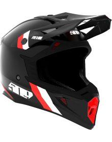 509 Tactical Offroad Helmet Red Mist