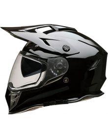 Z1R Range Dual Sport Helmet Black