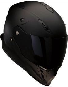 Z1R Range Dual Sport Helmet Flat Black