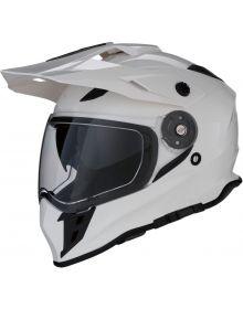 Z1R Range Dual Sport Helmet White