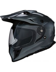 Z1R Range Dual Sport Helmet Dark Silver
