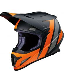 Z1R Rise Evac Helmet Flat Black/Orange/Grey