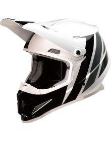 Z1R Rise Evac Helmet White/Black/Grey