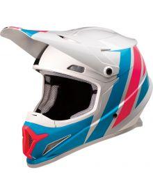 Z1R Rise Evac Helmet White/Pink/Blue