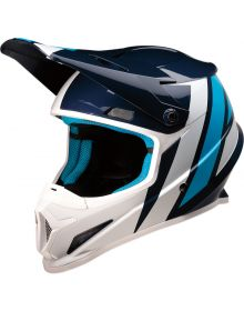 Z1R Rise Evac Helmet Blue/White