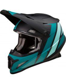 Z1R Rise Evac Helmet Matte Black/Teal