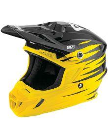 Answer 2020 AR1 Pro Glow Youth Helmet Yellow/Midnight/White