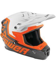 Answer 2020 AR1 Voyd Youth Helmet Charcaol/Gray/Orange