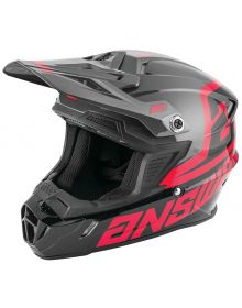 Answer 2020 AR1 Youth Helmet Black/Charcoal/Pink