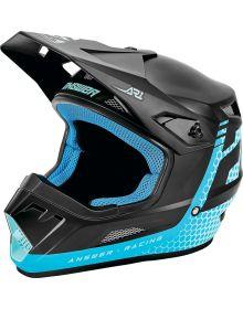 Answer 2021 AR1 Charge Youth Helmet Astana/Seafoam/Black