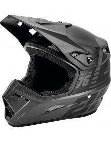 Answer 2021 AR1 Bold Youth Helmet Matte Black