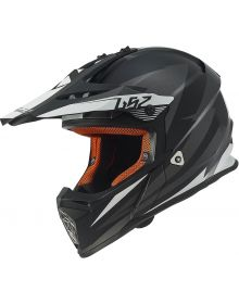 LS2 Helmets Fast Youth Helmet Race Grey