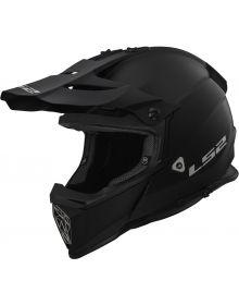 LS2 Helmets Fast V2 Mini Helmet Spot Matte Black