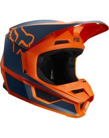 Fox Racing 2019 V1 Youth Helmet Przm Orange